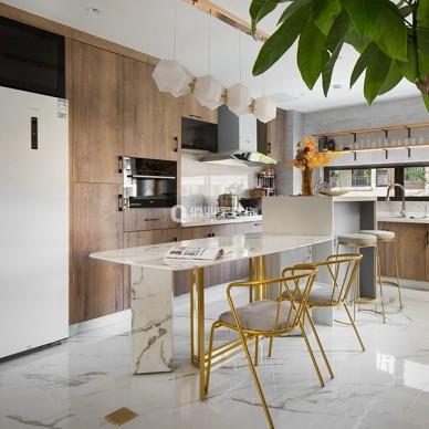 重庆江山樾4房现代风格装修设计案例作品_1599203894_4252737