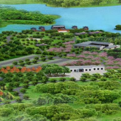 赣州吉安农家乐农庄山庄大型庄园规划设计_1599656532_4257527