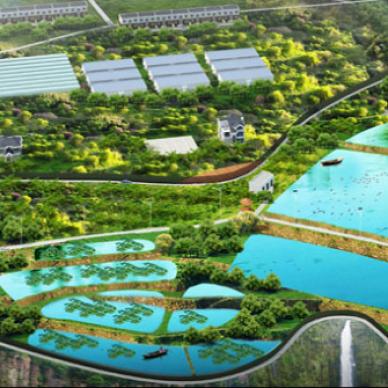 赣州吉安农家乐农庄山庄大型庄园规划设计_1599656532_4257526