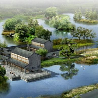 赣州吉安农家乐农庄山庄大型庄园规划设计_1599656531_4257525