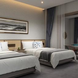 清镇民宿酒店设计_1600136104_4262418