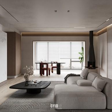 天生潮玩,用洄游动线打造空间的尺度奢侈感_1600139748_4262559
