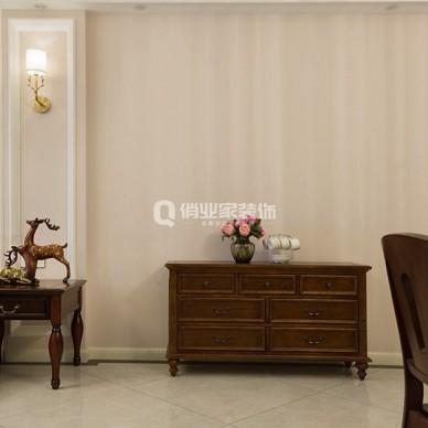 俏业家装饰|沙磁巷|3室美式风格装修设计_1600848543_4270841