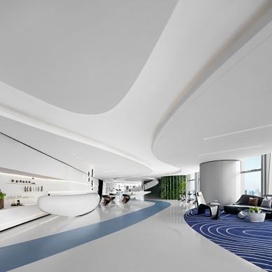 汇格设计丨深圳远洋滨海大厦展示中心_1600912843_4271285