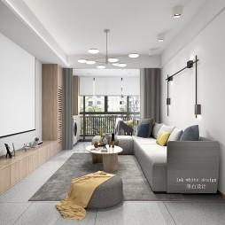 住宅空间设计 / 日式简约_1601367139_4275902
