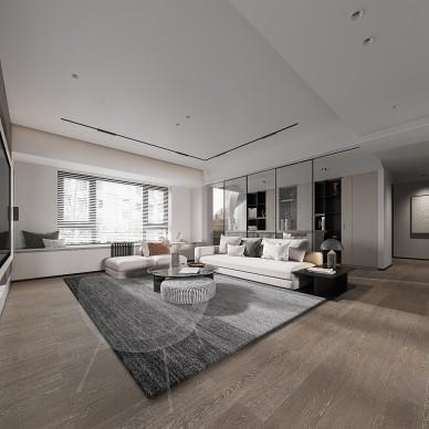 170m²老房改造,打造不一样的住宅感受_1602385926_4283300