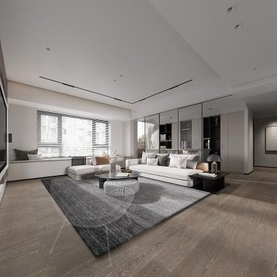 170m²老房改造,打造不一样的住宅感受