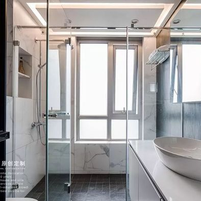 鸿鹄别墅乐投letou官网备用  160m²现代极简大平层