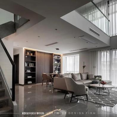 KD室内设计 南方新城东苑