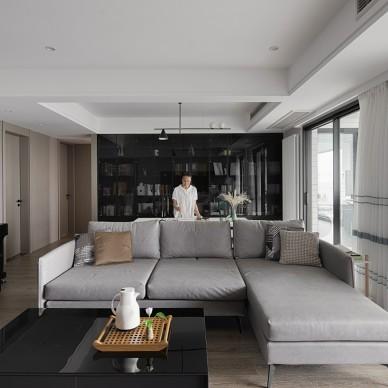 全案设计|第三套房与欢乐佳园的故事_1603505493_4296852