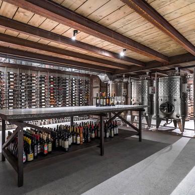 酒窖方案源于ArchDaily_1603695547_4298340