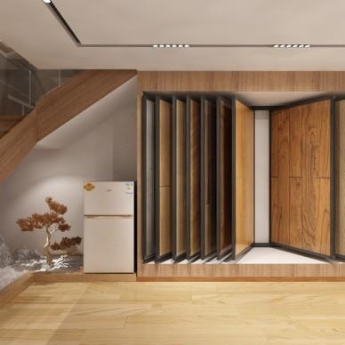 空间的完美融合,木的灵活运用让您畅享自然_1603807292_4299604