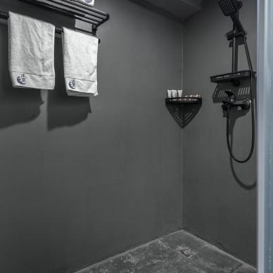 黑色幽默 | 紧凑房型也能打造性冷淡空间_1605270477_4315775