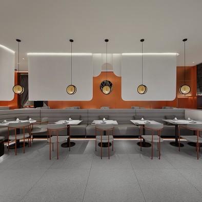 潮流餐厅设计·日日香鹅肉饭店
