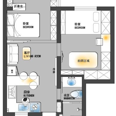 50平二居室—人间值得_1605862471_4322082