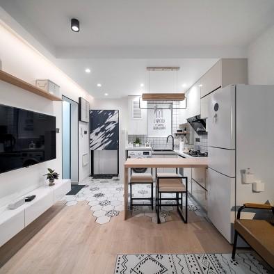 50平二居室—人间值得