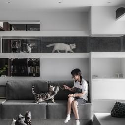 【季意】一屋二人九只猫,她家是猫狗星球_1606189710_4324237
