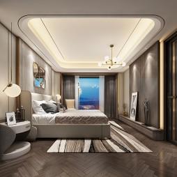 125m²轻奢私宅,直撩心底的优雅魅力_1606375042