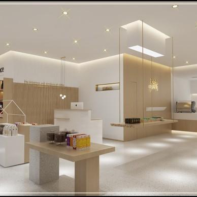 山东商场轻奢咖啡店设计_1606705732_4329100