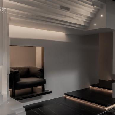 最in家居馆,半墙设计、镜像交错...._1607073258_4333432