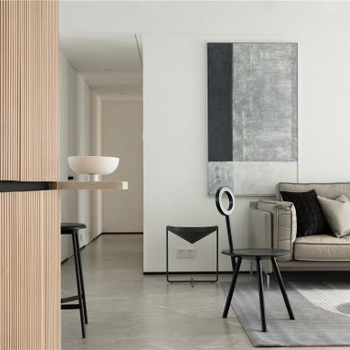 不可错过的最美木栅格墙—现代纯净原木风_1608542058_4346086