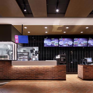 百胜集团&艺鼎设计:KFC餐厅空间设计_1608600457