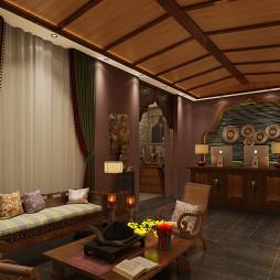 泰式古法按摩 SPA足浴店面设计_1608629232_4347042
