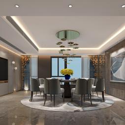 珠宾花园复式楼设计方案_1608775294