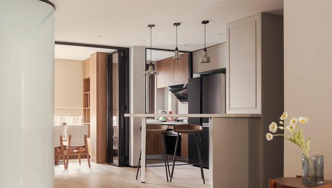 82㎡打造质感、科技炫酷的北欧风之家!