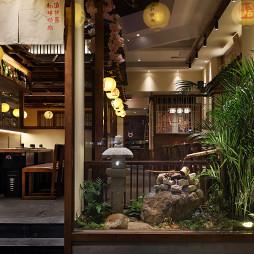 日式居酒屋设计,浪杯萬和牛烧肉居酒屋_1609136153_4350601