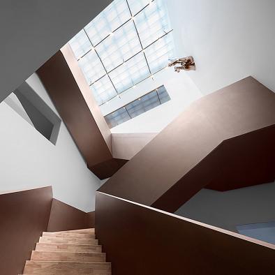 光的游戏丨苏州虹美术馆