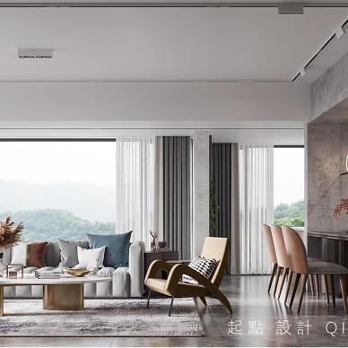 真·理想住宅丨三口之家的166m²大平层_1609388198_4353780
