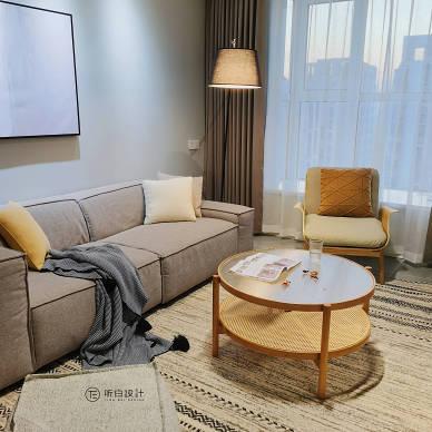 110m²两人居三室,北欧风的婚房_1611029803_4365752