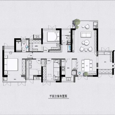 137平现代台式,打造「中国式亲子宅」!_1611822771_4372544