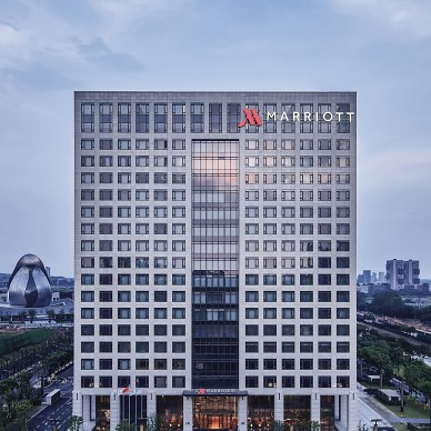 杨邦胜设计/武汉万豪酒店_1612426537_4376467