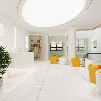 牙科诊所设计|牙科门诊设计|牙科设计公司_1612689193_4377420