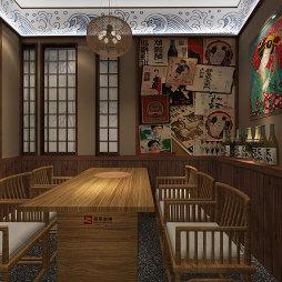 淄博特色烧烤店烤肉店装修设计公司_1614828285_4389224