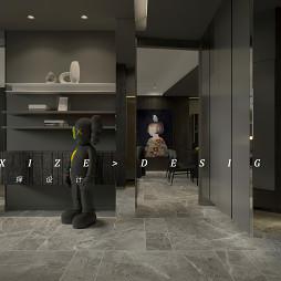 高级黑的质感——私宅_1614915982_4390024