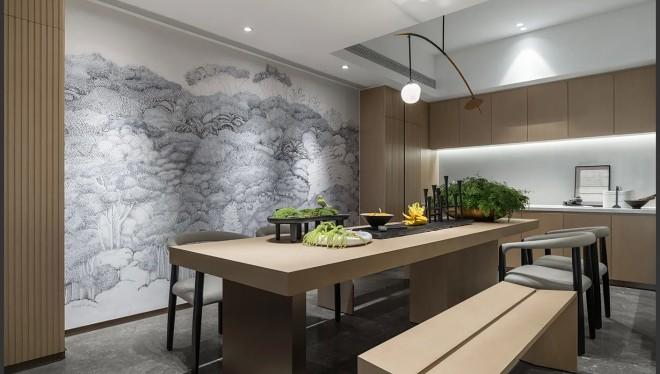 北京新中式别墅专业设计落地案例
