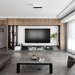 166m²平层,客餐厅打通,空间放大1倍_1615620935_4396125