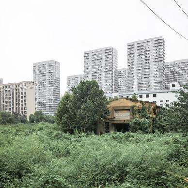 蓝孔雀涅槃 | 杭州化纤厂旧址改造设计_1617759009_4413717