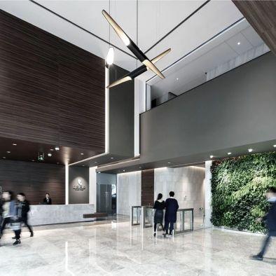 罗昂设计:上海汇宝集团迈大研发中心