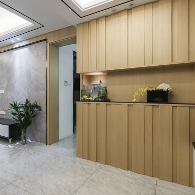 149 m²现代三居室,品质颜值一样不少_1618392415_4420551