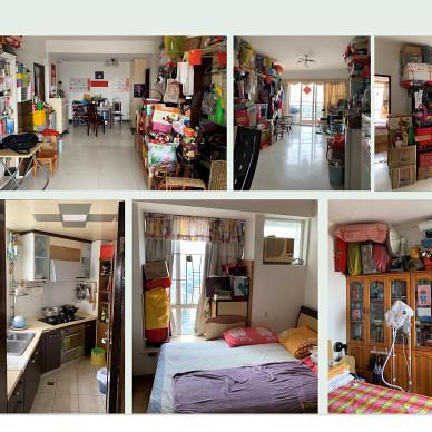 【知竹】两房改造四房~小而美的家_4428061