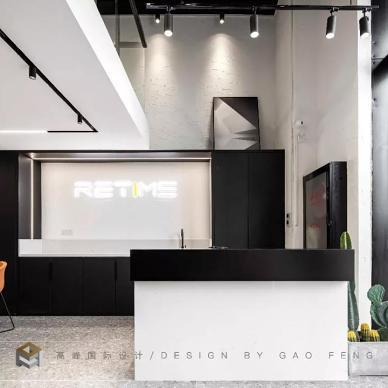 篙峰设计 | RETIME睿态科技健身_1619423862