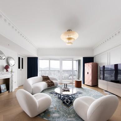 LA VIE|将法式浪漫构筑于现代空间_1620115120
