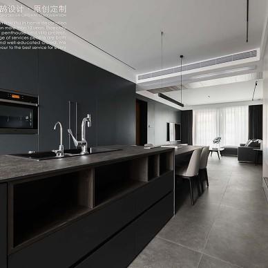 自由自在的餐厨一体空间,是年轻人的凡尔赛_4436017