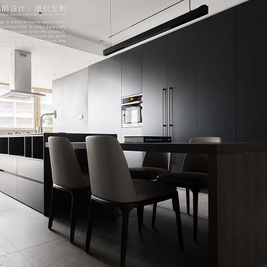 自由自在的餐厨一体空间,是年轻人的凡尔赛_4436021
