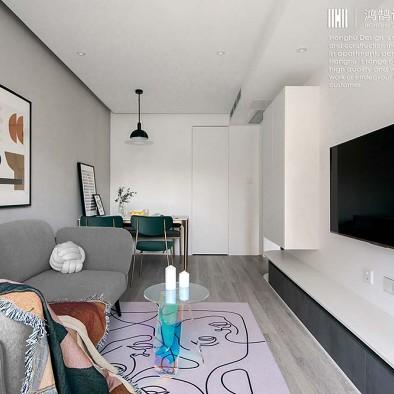 三口之家温馨小居,宽敞明亮又舒适