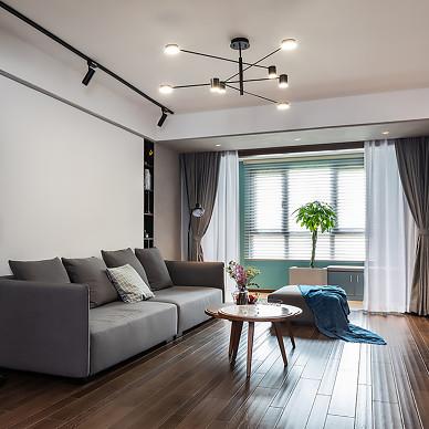 用愉悦色彩装点个性北欧小清新住宅_1620799763_4440836